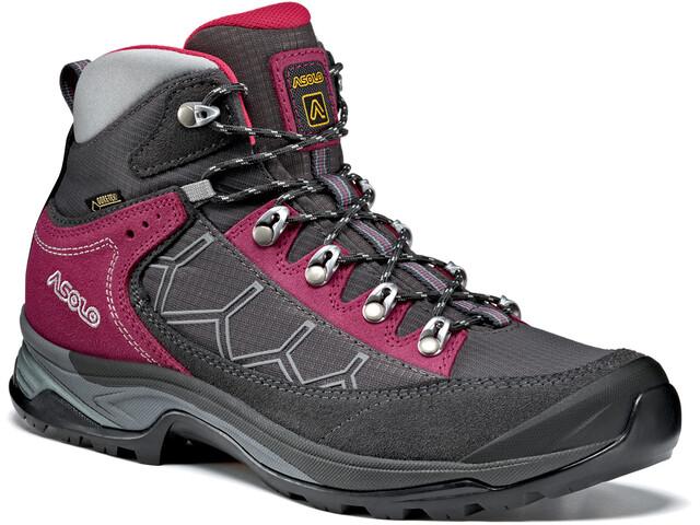 best cheap 2f84b 76e49 Asolo Falcon GV Shoes Damen graphite/graphite